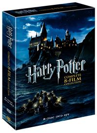 8 Disc Collector's Edition US Front Cover