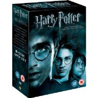 8 Disc Collector's Edition UK