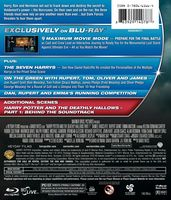US Blu-ray Back Cover